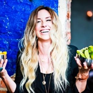erica holding lemons